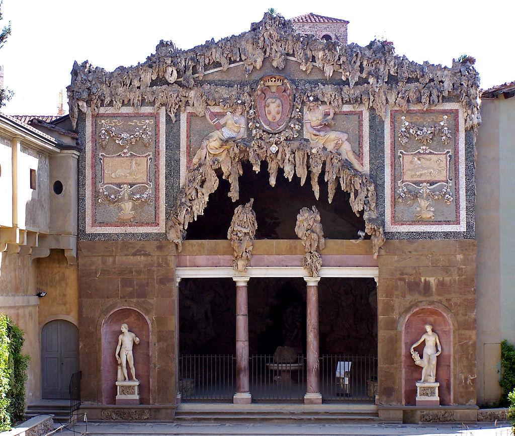 Buontalenti Grotto in Boboli Gardens, Florence