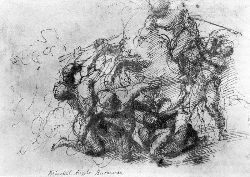 Michelangelo's drawings