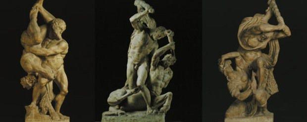 Labours of Hercules in Palazzo Vecchio