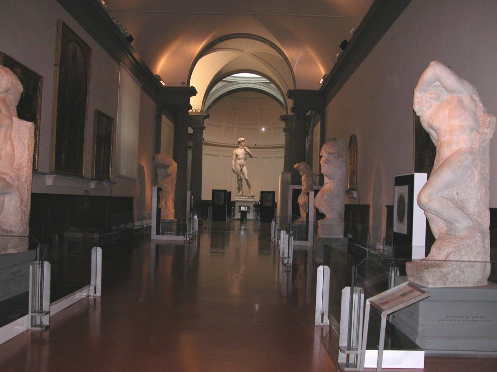 The Accademia Gallery, Florence, Italy
