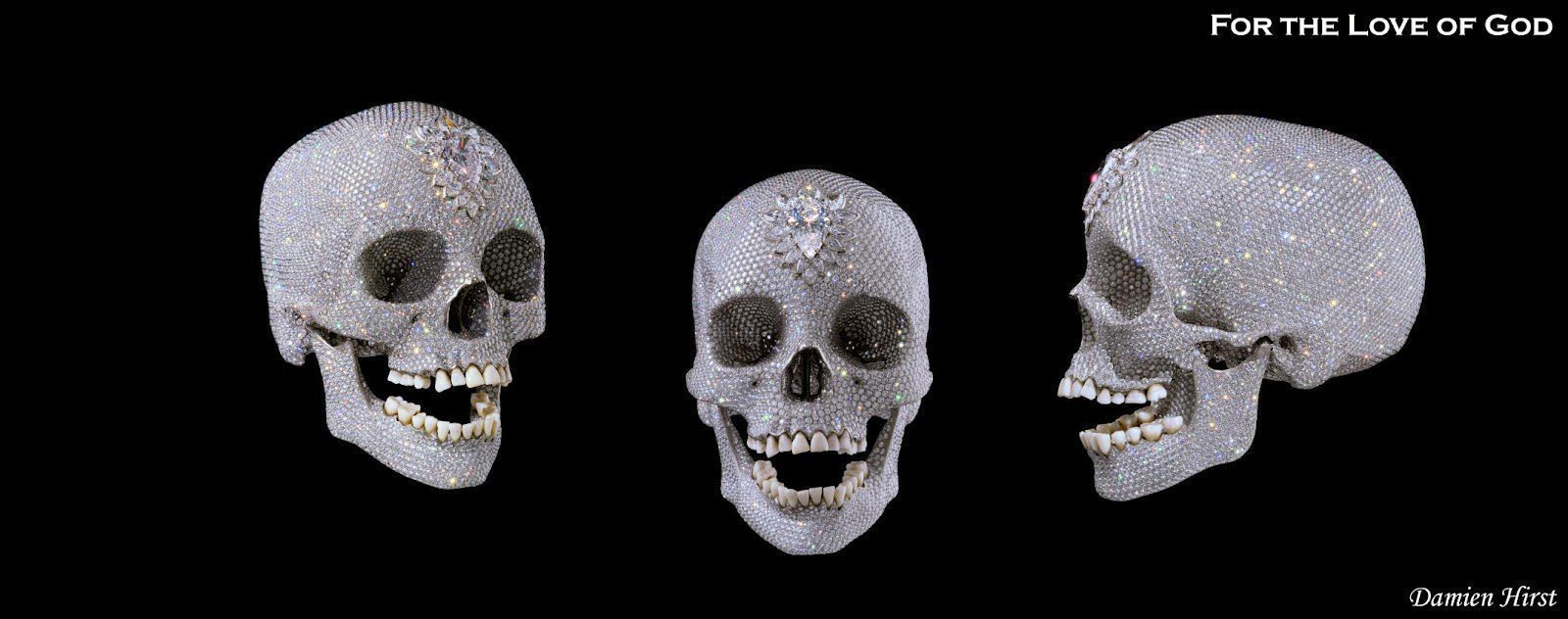 Hirst - For the Love of God