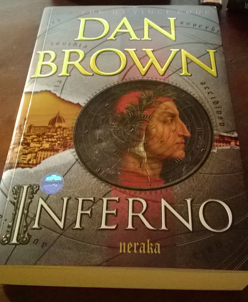 Inferno by Dan Brown by Boogy Stah
