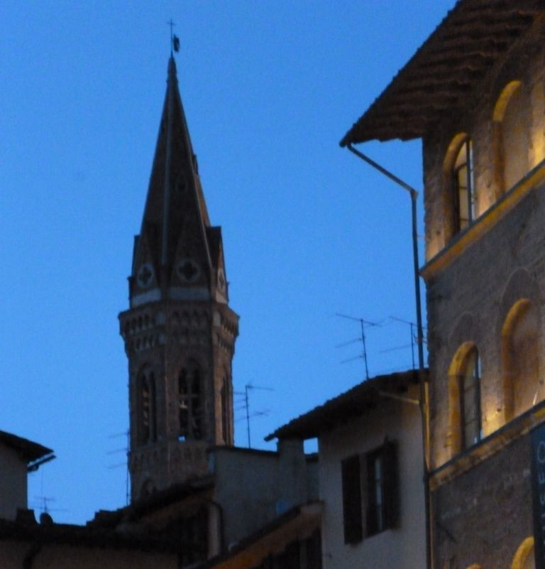 Badia Fiorentina Bell Tower