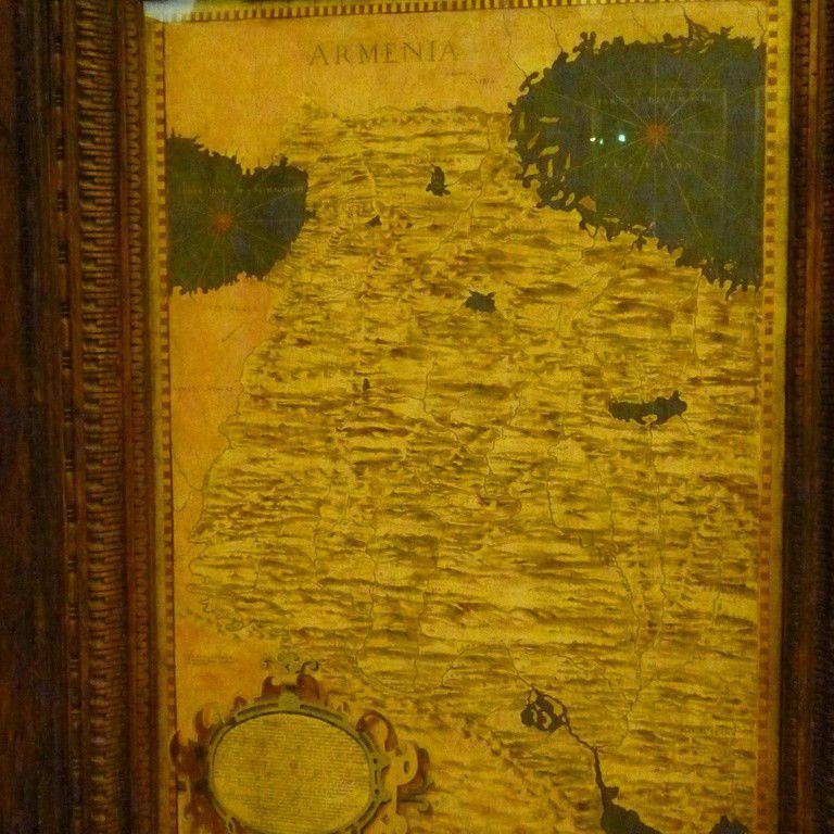 Armenia Map, Palazzo Vecchio