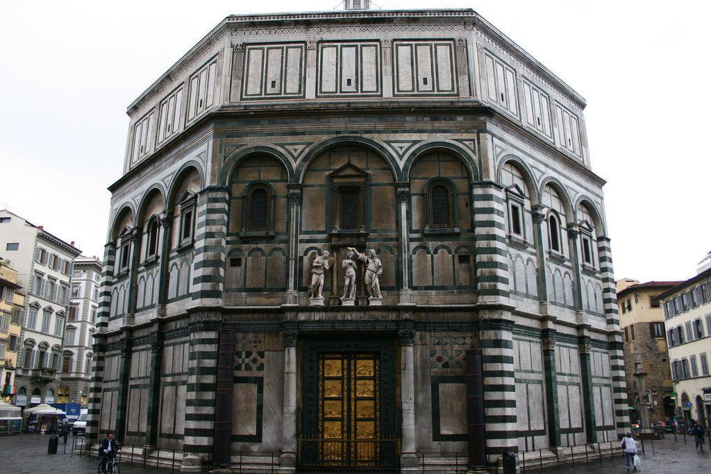 Baptistry, Florence by Kari
