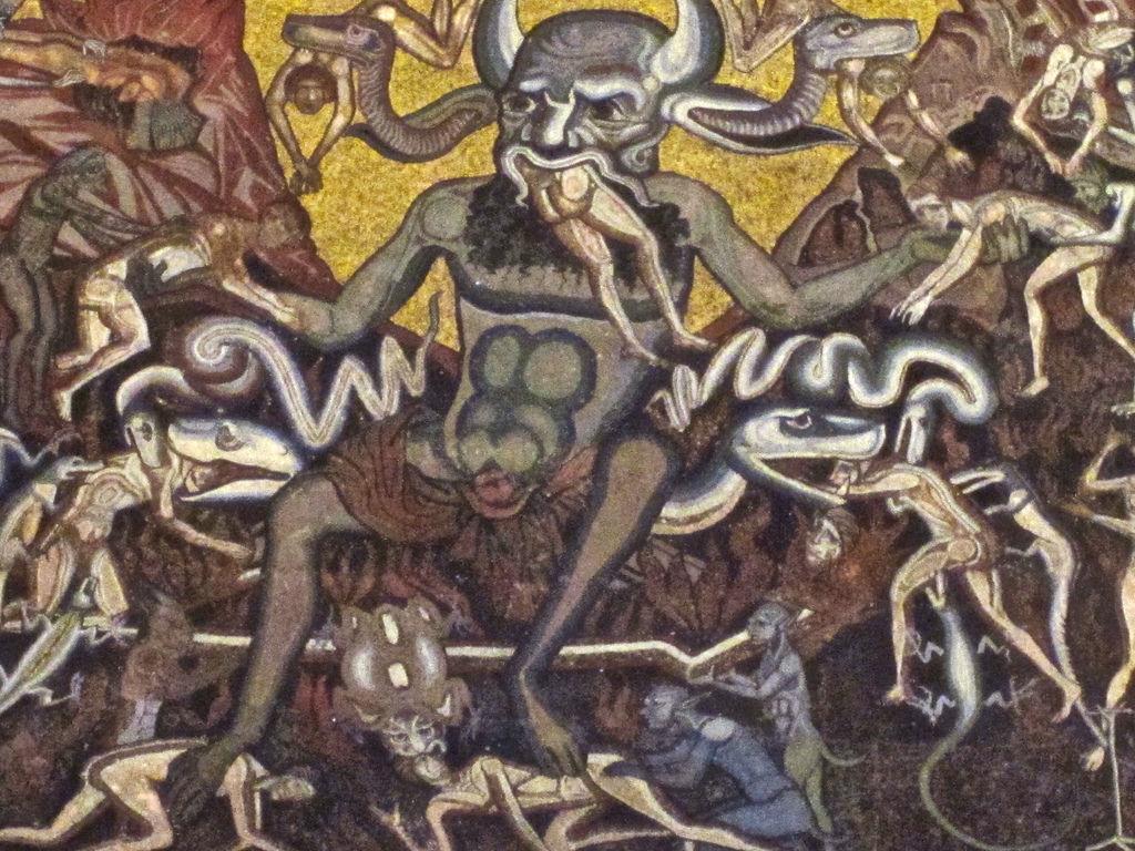 Baptistry Mosaics 04 by Lea