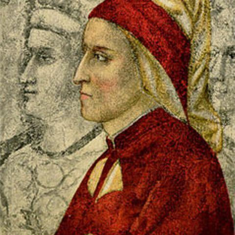 The oldest portrait of Dante in Florence