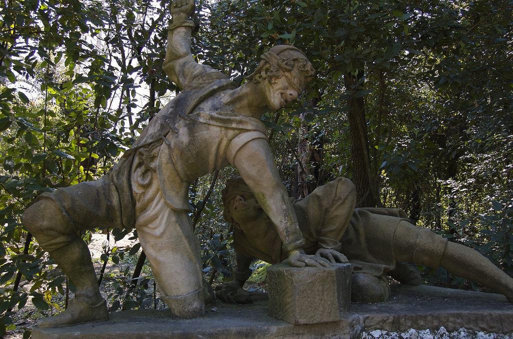 Firenze, Giardino di Boboli by Andreas Jungherr