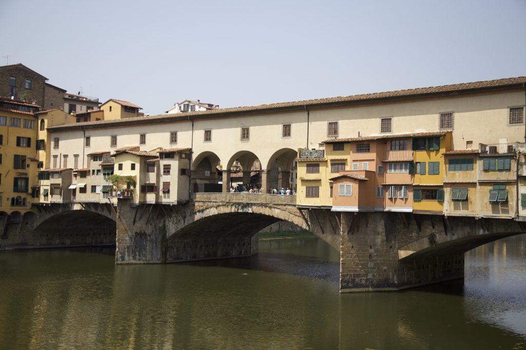 Ponte Vecchio Florence by Nuno Cardoso