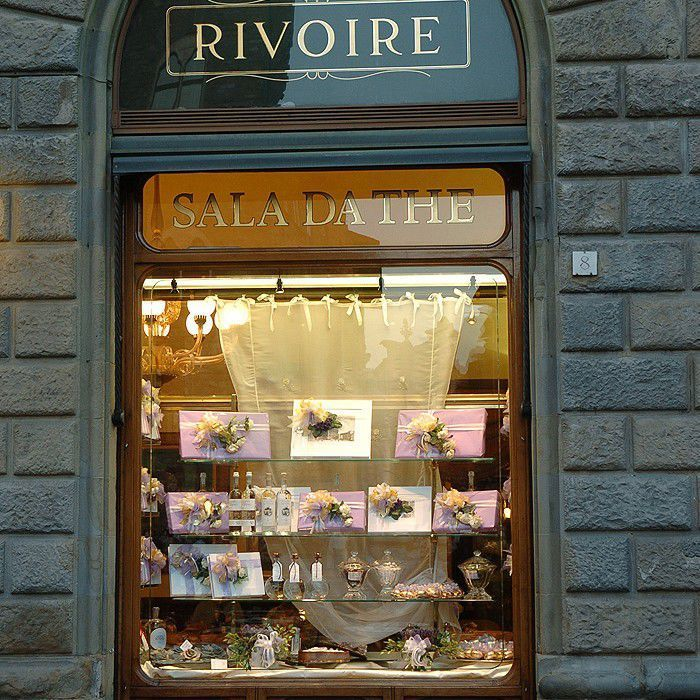 Revoire's shop window
