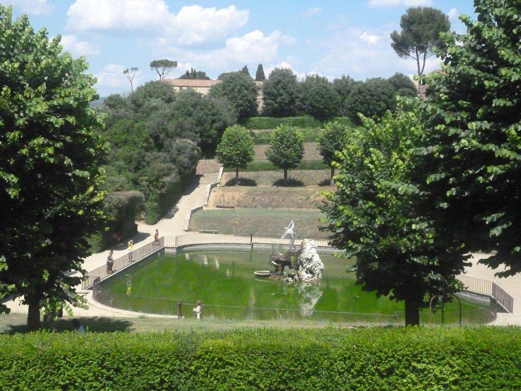 Boboli Gardens - Florence Inferno