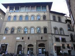 The Buondelmonti Palace in Florence