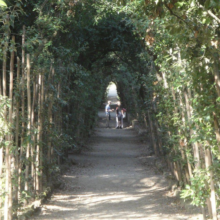 The Cerchiata in the Boboli Gardens