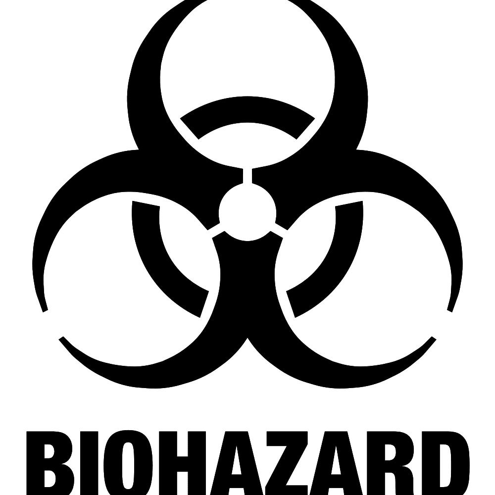 Biohazard Level 4 by Simon Strandgaard