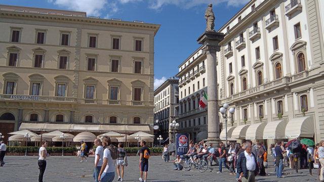 The Colonna dell'Abbondanza