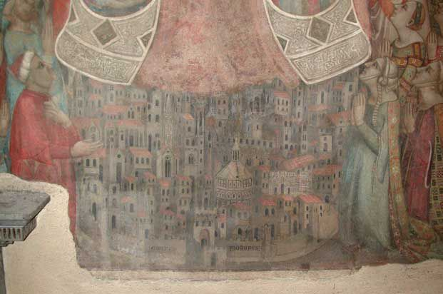 Florence at the time of Dante