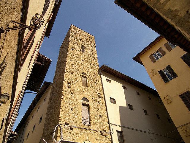 The Torre della Castagna