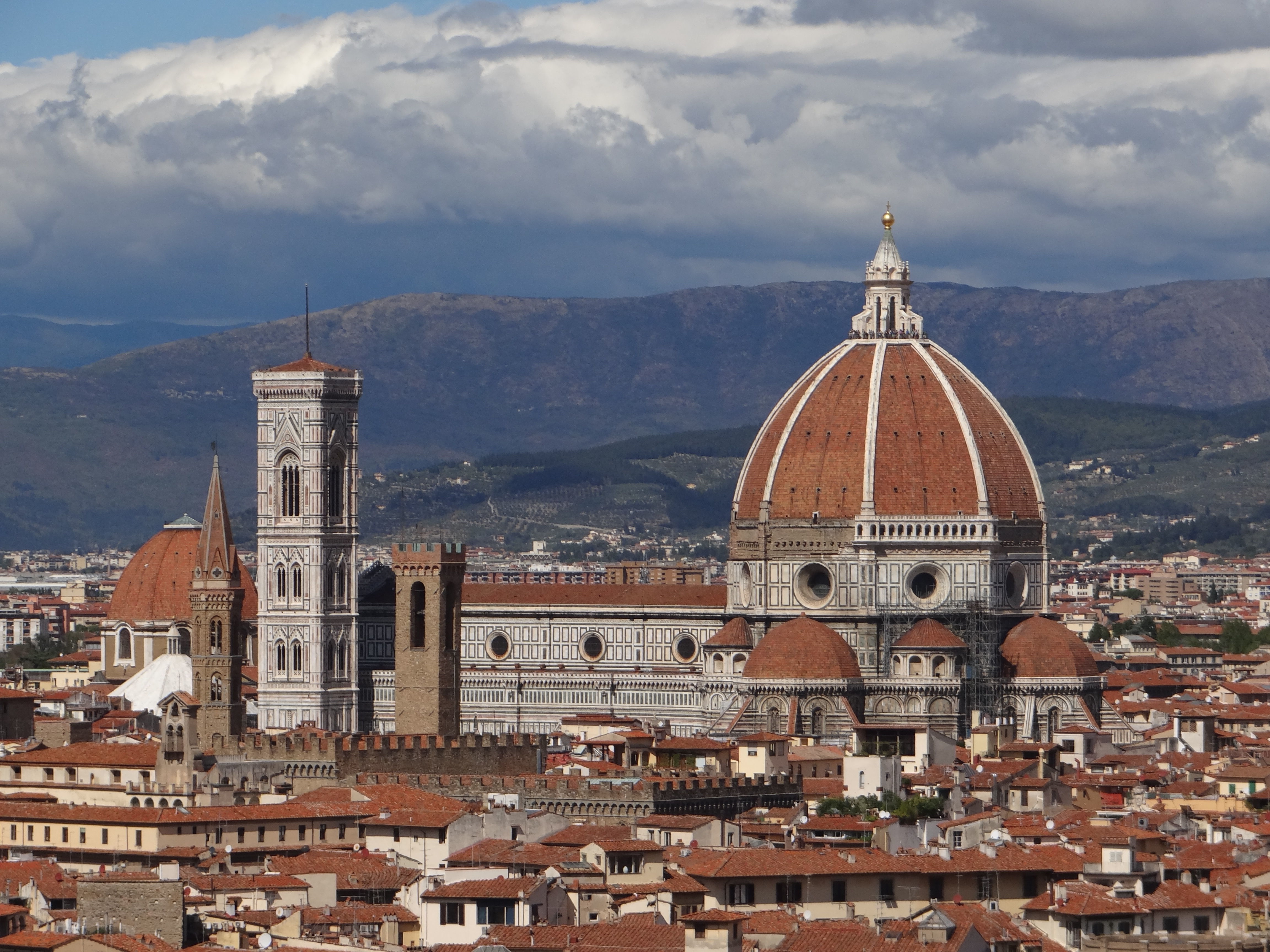 Brunelleschi 39 s dome of florence cathedral for Domon florence