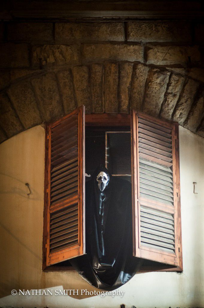 Ghost in Florence