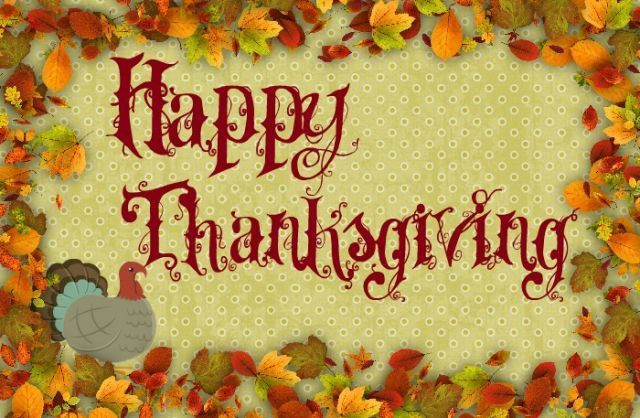 Thanksgiving day in florence italy a thanksgiving greetings postcard m4hsunfo
