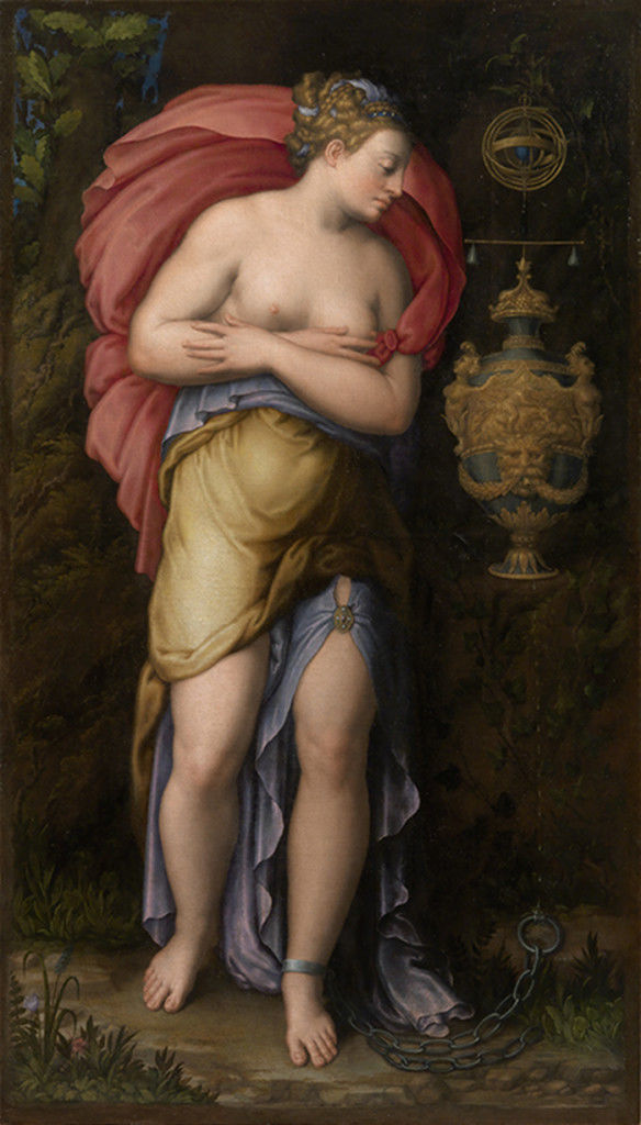 Allegory of Patience by Giorgio Vasari