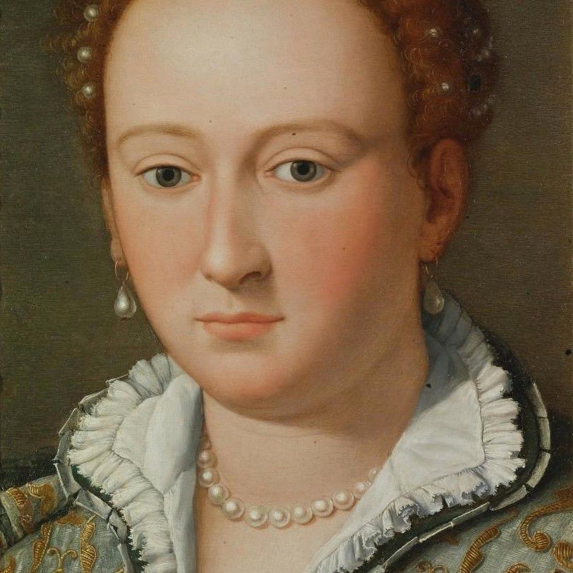 Portrait of Bianca Cappello, Florence