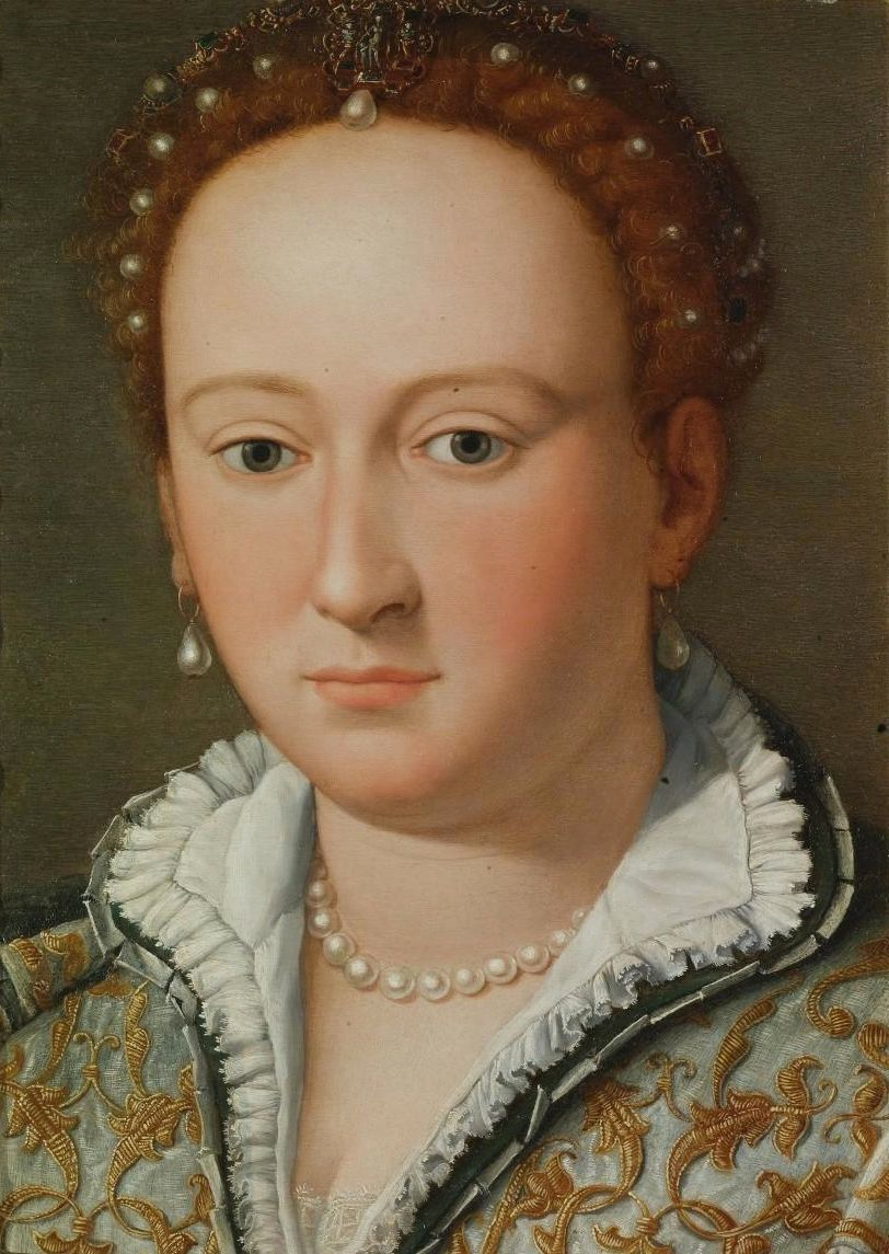 Portrait of Bianca Cappello, Florence