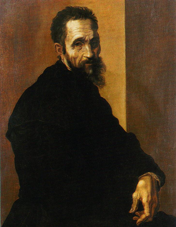 Michelangelo's Portrait