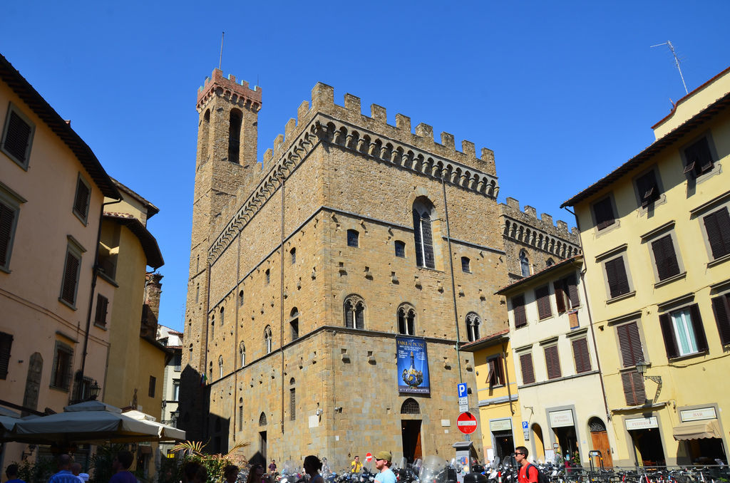 The Bargello Palace, Florence