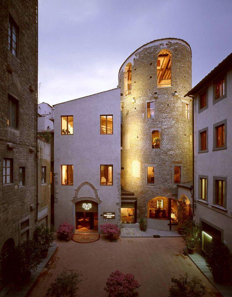 The Brunelleschi Hotel, Florence