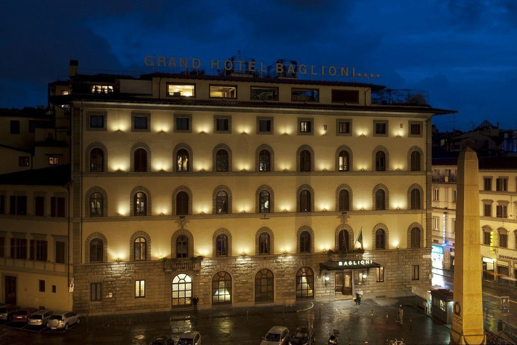 The Grand Hotel Baglioni, Florence