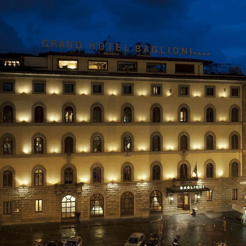 The Grand Hotel Baglioni, Florence