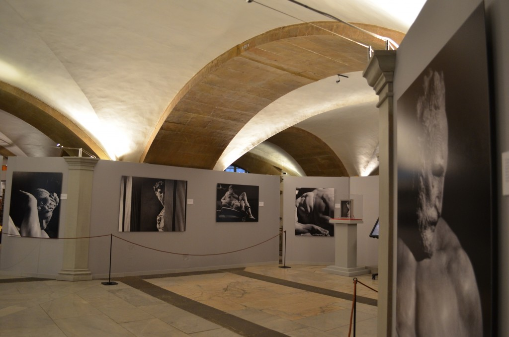 Exhibition the Power of the Stare at Museum of the Medici Chapels, Florence, Italy