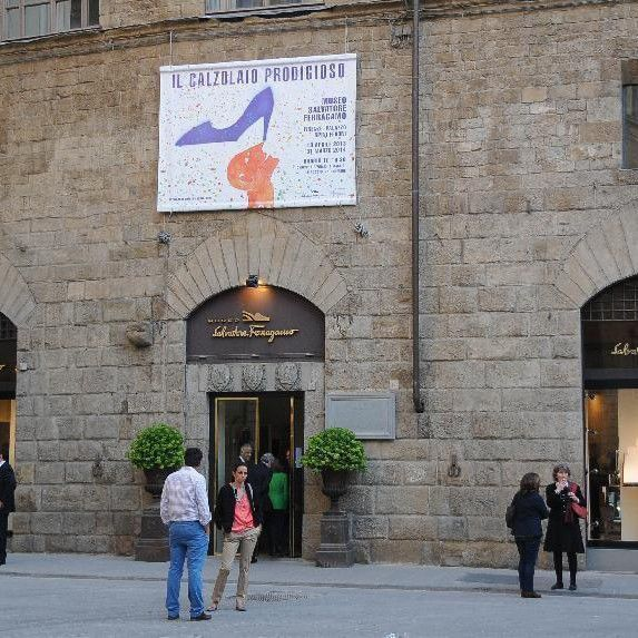 Exibition: The Amazing Shoemaker at Museum Salvatore Ferragamo, Florence, Italy