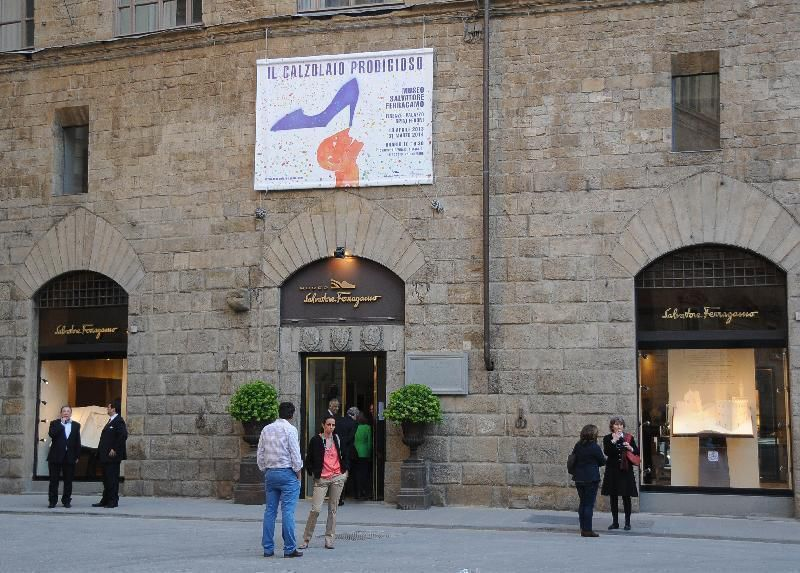 9415b161708df Exibition: The Amazing Shoemaker at Museum Salvatore Ferragamo, Florence,  Italy