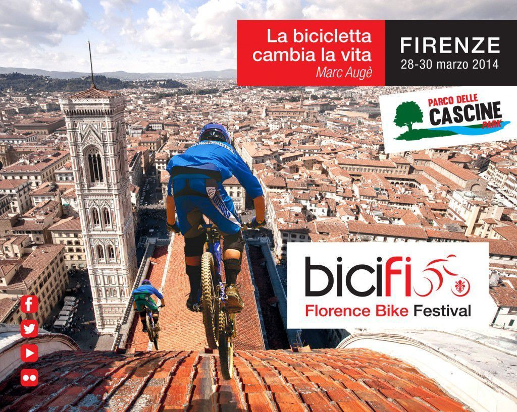 Florence Bike Festival, Florence, Italy