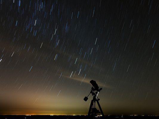 San Lorenzo Florence shooting stars