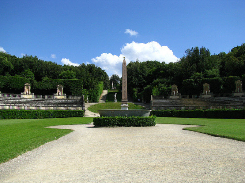 The Boboli Amphitheater
