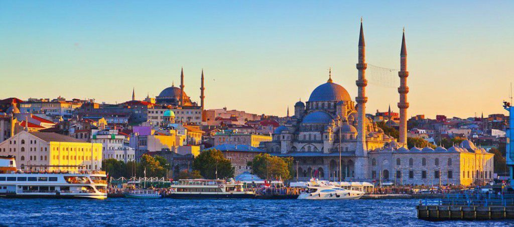 Istanbul in Inferno by Dan Brown: Hagia Sophia & more places