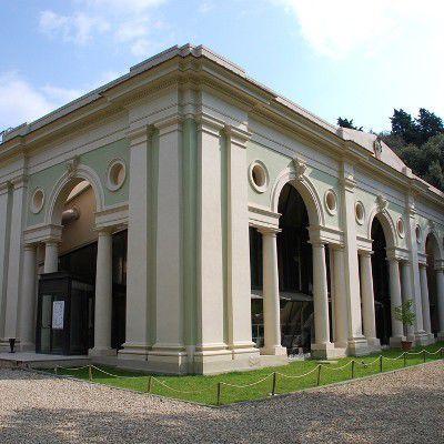 Villa Strozzi Limonaia