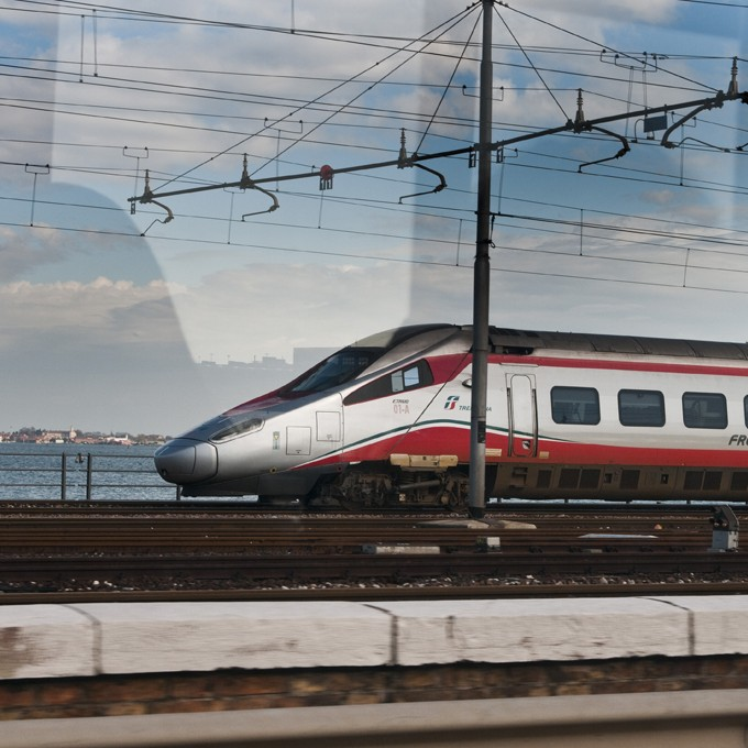 The Frecciargento Train
