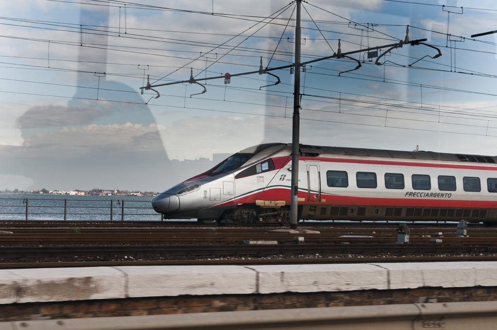 The Frecciargento Train