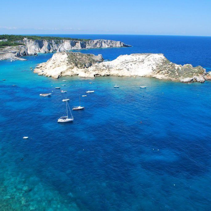 Tremiti Islands, Adriatic Sea, Italy