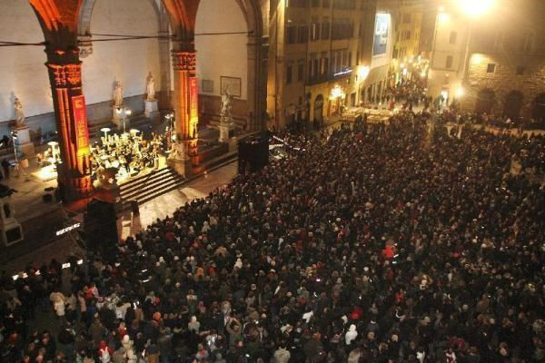New Year Eve in Florence concert