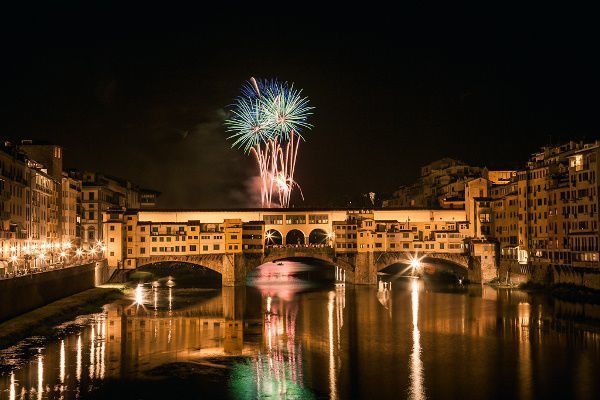 New year Eve in Florence