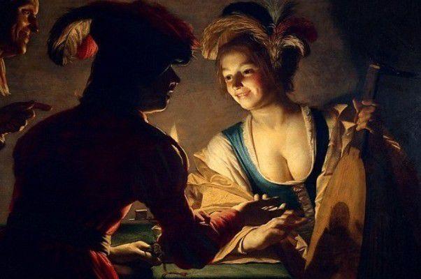 Gherardo delle Notti Florence