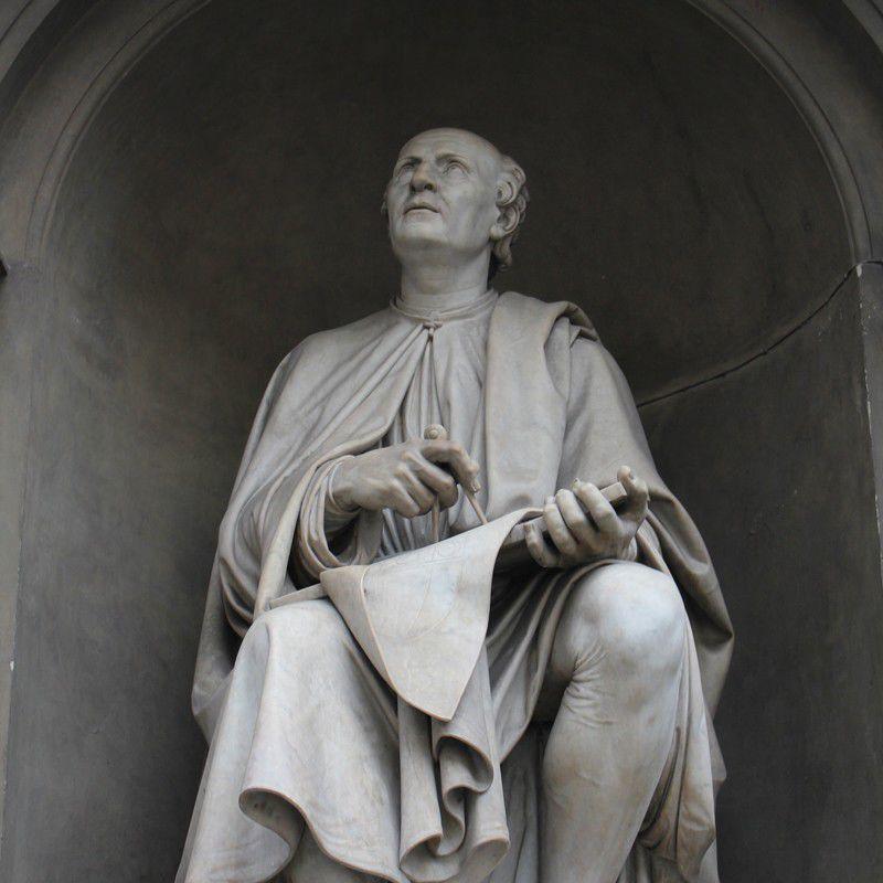 Brunelleschi by Luigi Pampaloni by Nickay3111 CC BY-NC 2.0
