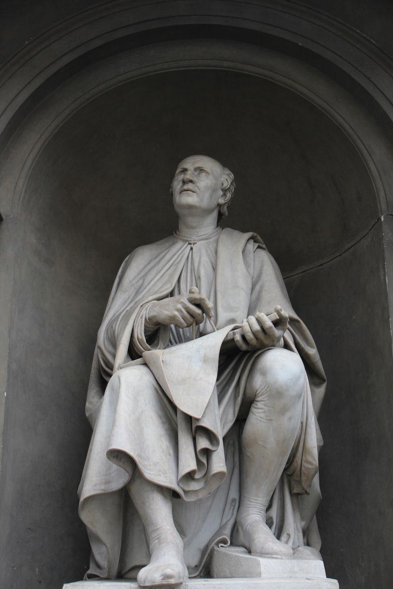 fillipo brunelleschi Filippo brunelleschi foi um importante artista italiano do renascimento  destacou-se na segunda fase do renascimento, denominada de quatrocento ( 1400 a.