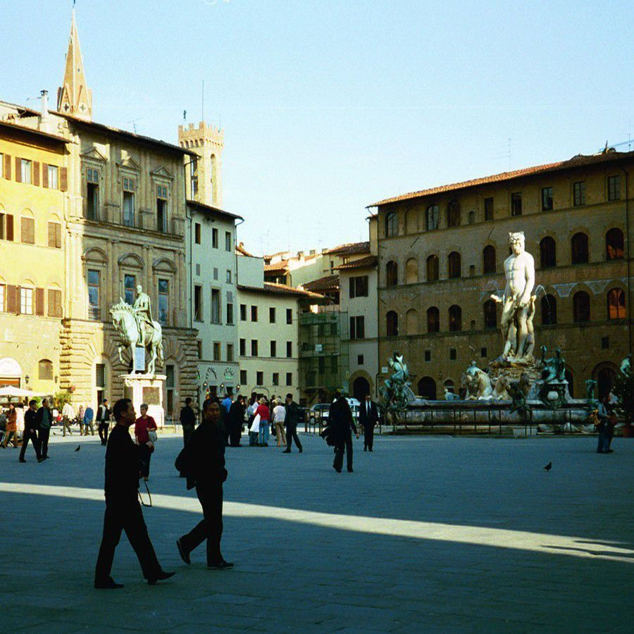Florence by Chris Yunker CC BY-NC-SA 2.0