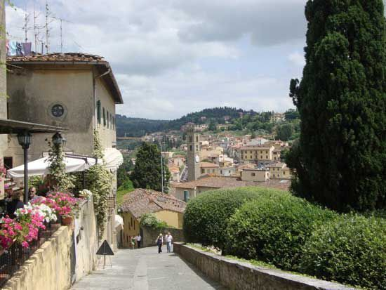 Fiesole Sunset Tour